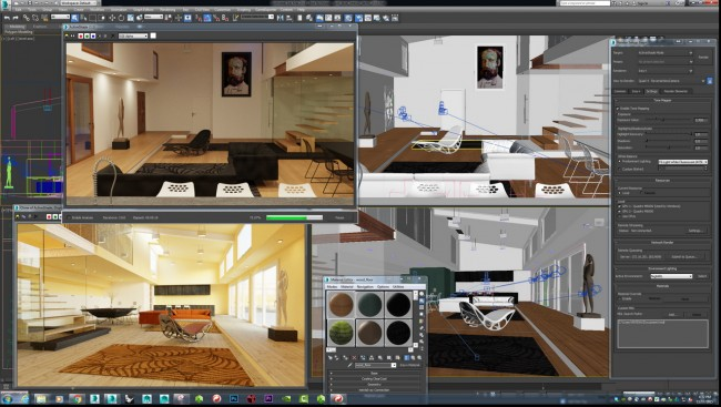 Iray for Max workspace_resize
