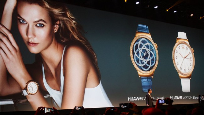 Huawei Jewel (l) and Elegant (r)-ces